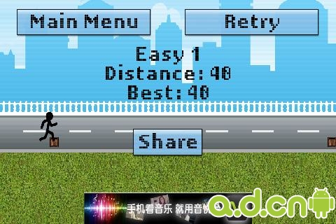 玩冒險App|线条跳跃 line jumper免費|APP試玩