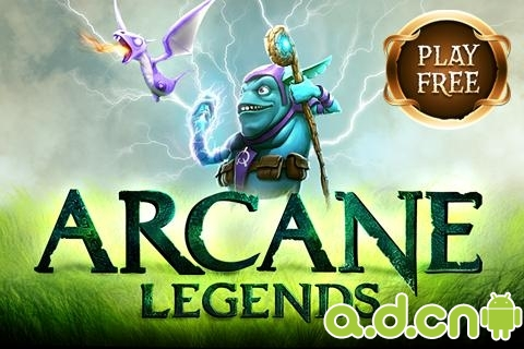 神秘传奇 Arcane Legends