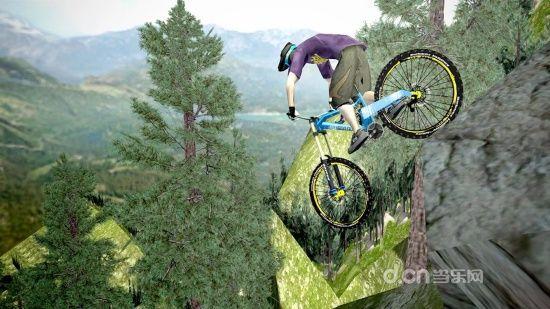 山地自行车大赛完整版截图