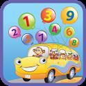 教学游戏 Kids Count Numbers Game (Math) 益智 App LOGO-硬是要APP