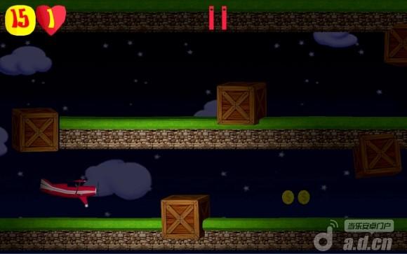 Planny的飛行冒險Planny: Plane Adventures v1.2-Android飞行游戏類遊戲下載
