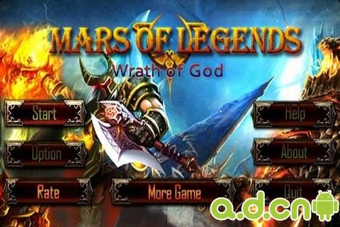 黑暗降临:战神 修改版 Mars of Legends
