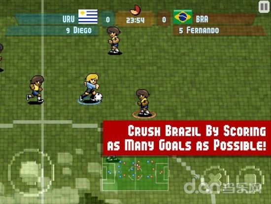 像素世界杯 Pixel Cup Soccer