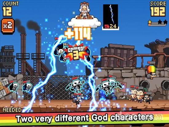 上帝的惩罚2 God Strike 2