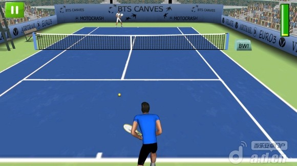 玩體育競技App|第一人称网球2 完整版 First Person Tennis 2免費|APP試玩