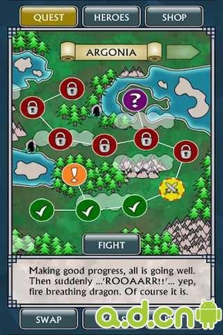 竞技场任务 精简版 Arena Quest RPG free