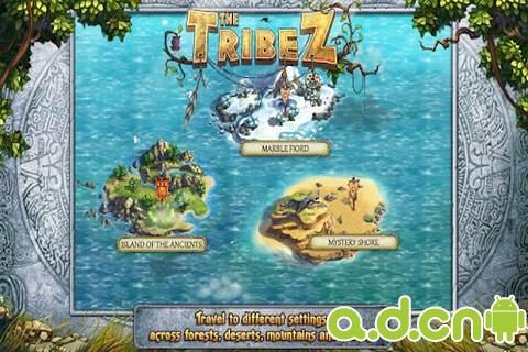 部落 The Tribez v1.59-Android模拟经营類遊戲下載