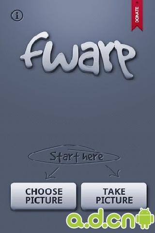 Fwarp照片编辑器