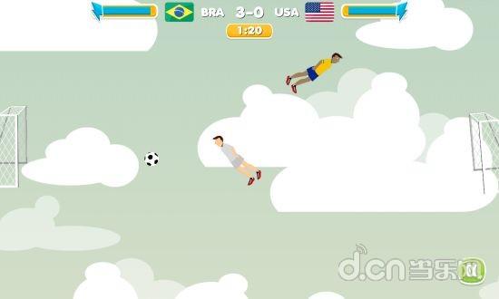 空中足球 Sky Soccer