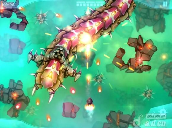 夢幻太空射擊(含數據包) M.A.C.E. v1.07-Android飞行游戏類遊戲下載