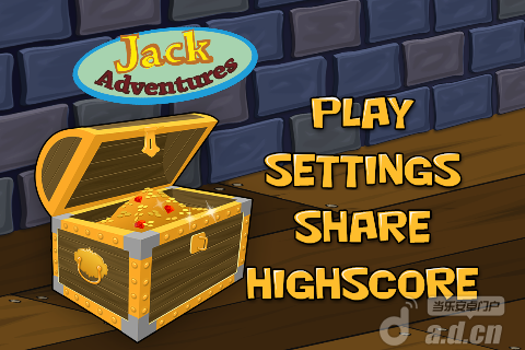 杰克历险记 Jack Adventures
