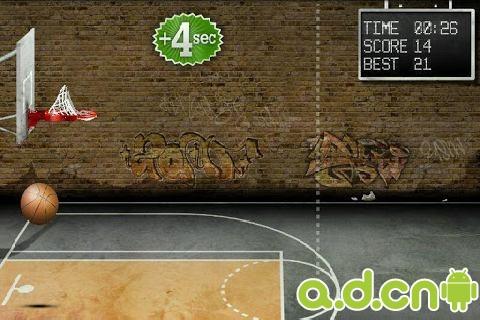 快速投篮 Basketball Free Throws