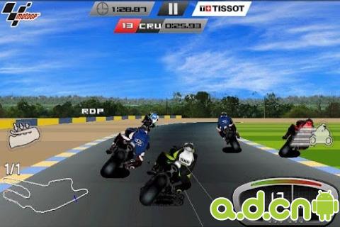 2012年摩托GP大赛 Moto GP 2012
