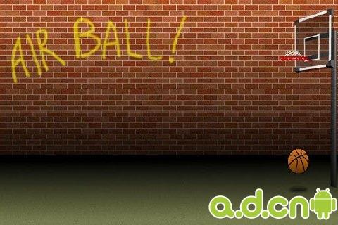投篮游戏 AIR Ball