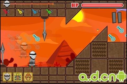 玩冒險App|电火英雄 Electric Fire Hero免費|APP試玩