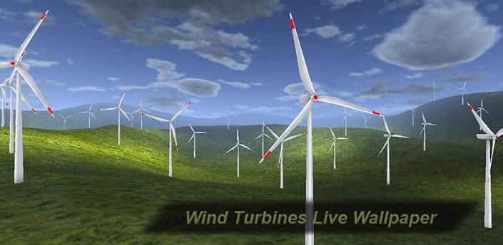 3d风车动态壁纸 免费版
