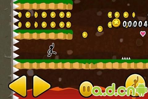 玩免費動作APP|下載跳跃吃金币 Jump de Coins app不用錢|硬是要APP