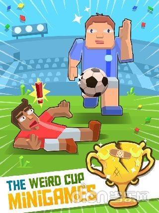 奇怪世界杯 Weird Cup