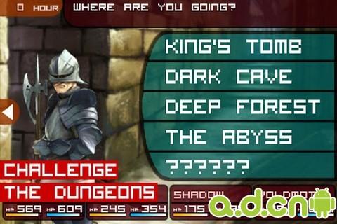 玩免費冒險APP|下載危机地牢 Serious Dungeon app不用錢|硬是要APP