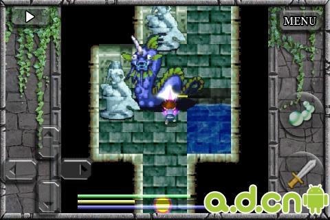 無畏勇士 BRAVE v1.4-Android角色扮演類遊戲下載