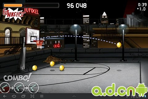 规划投篮 Tip-Off Basketball