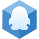Q立方桌面_图标