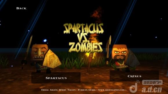 斯巴达克斯大战僵尸 Spartacus vs. Zombies