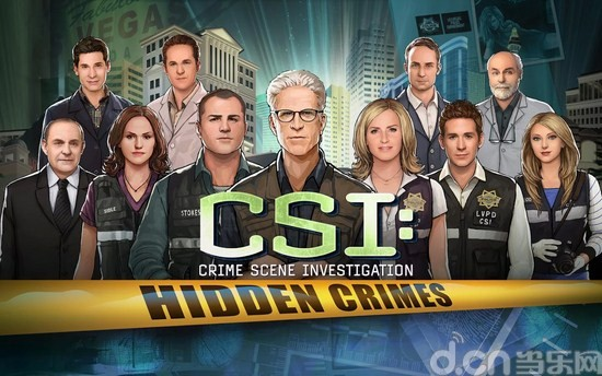 CSI:暗罪谜踪 CSI:Hidden Crimes